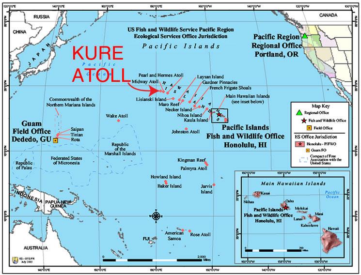 Kure Atoll - Travel Holidays Guide 2014 - Turkey Holiday